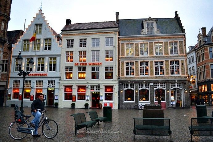 Beautiful Bruges.