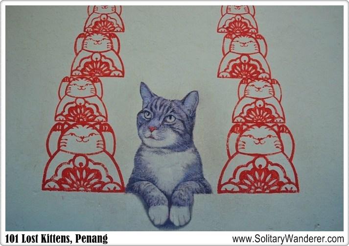 fortune cat penang