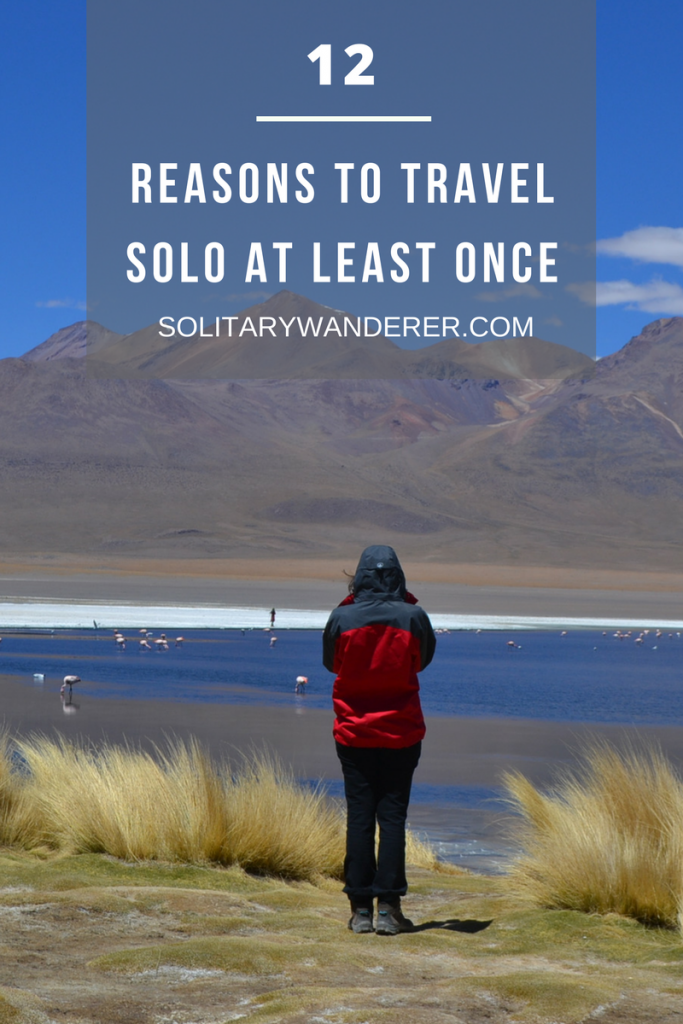 12 reasons to travel solo