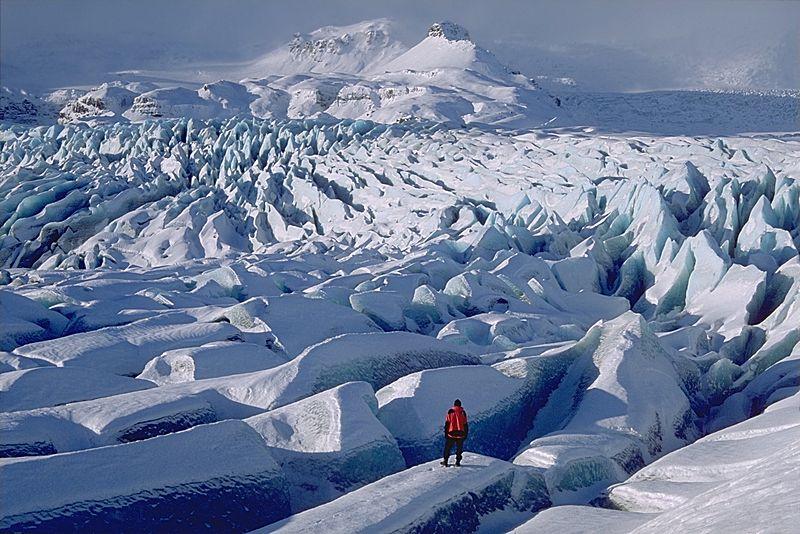 Breidamerkurjoekull iceland