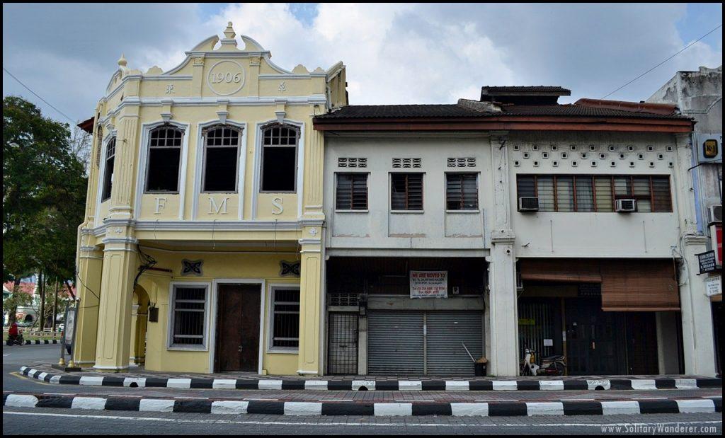 FMS building Ipoh