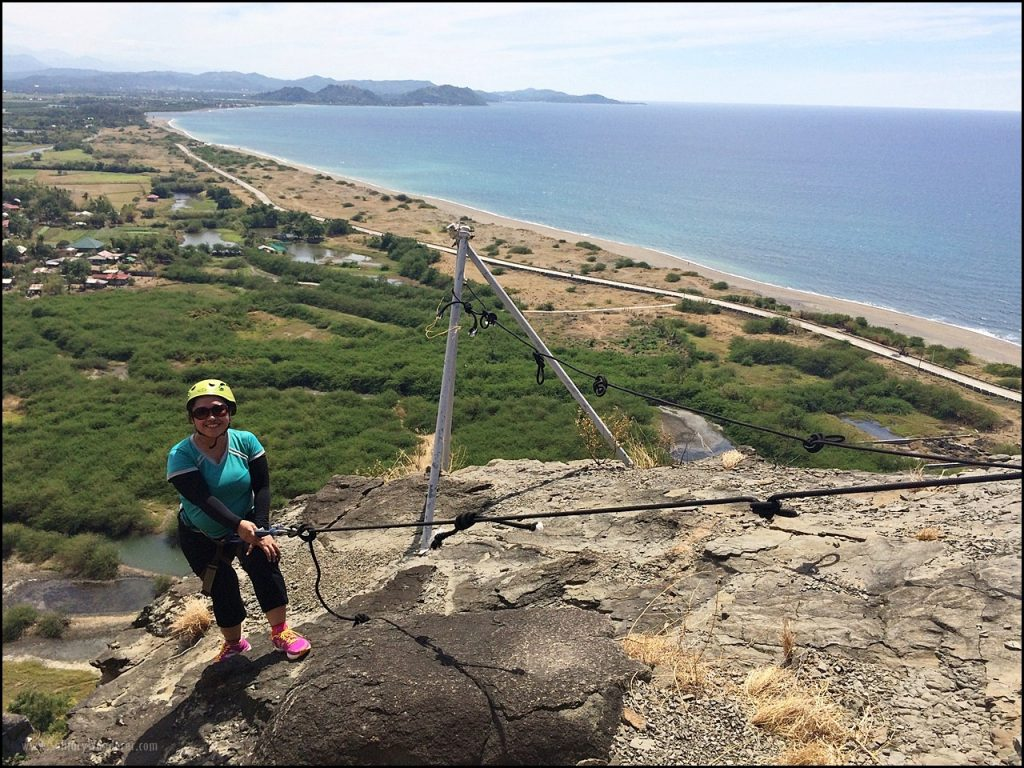 narvacan outdoor adventure top via ferrata