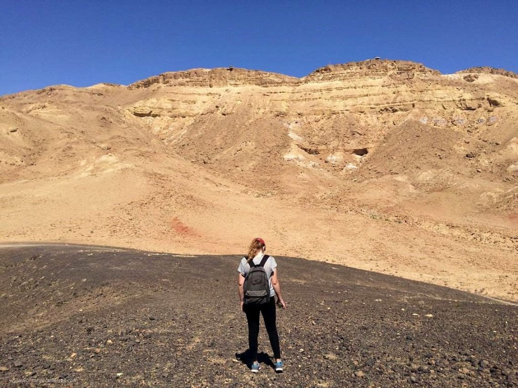 traveling solo in Israel