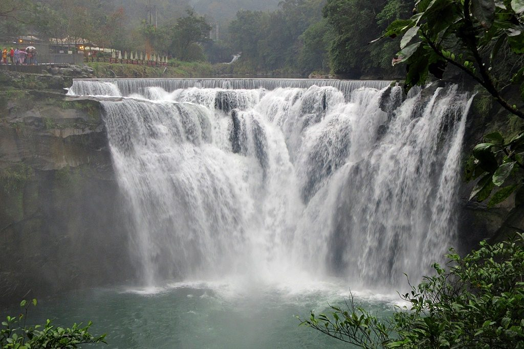 taipei shifen waterfalls