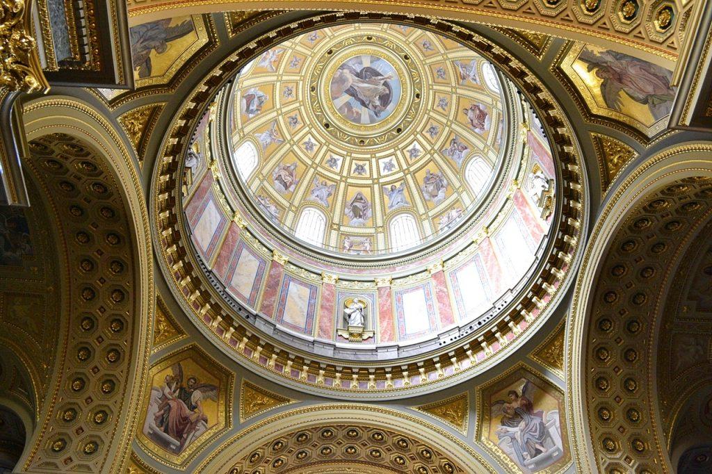 st stephens basilica budapest