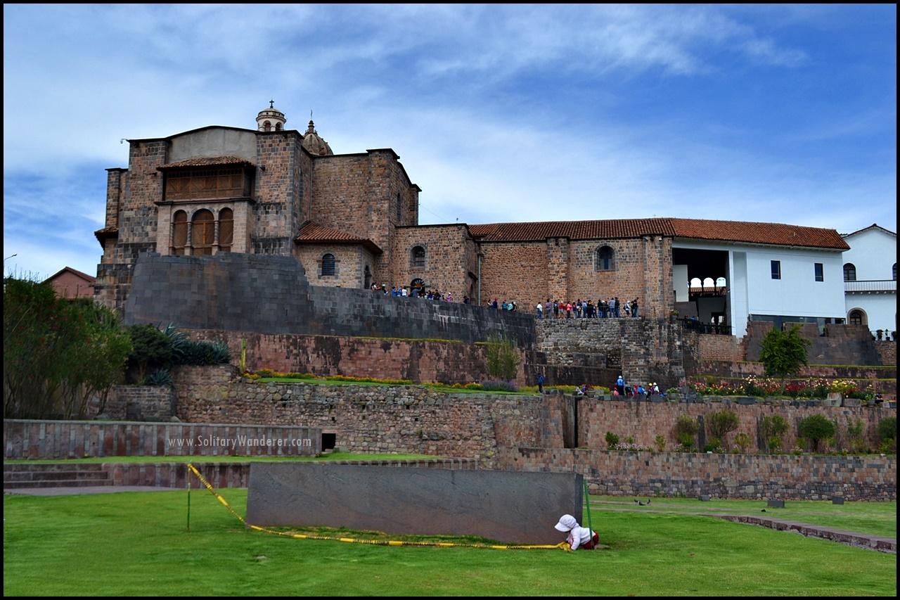 Qorikancha -- The Inca's Temple of the Sun