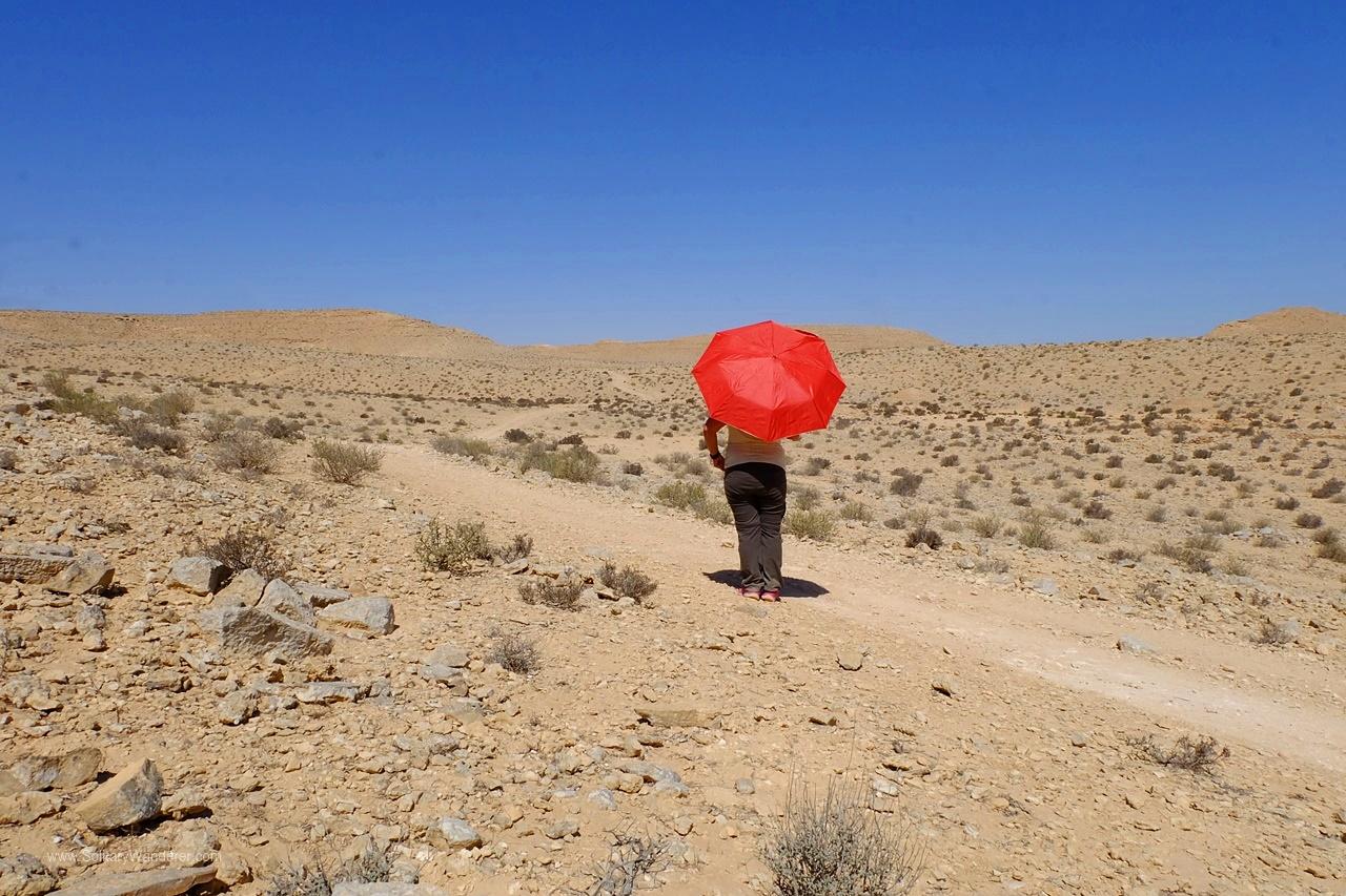 ein akev trail israel