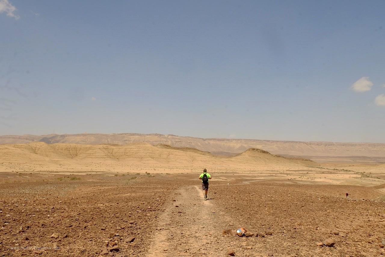 hiker israel