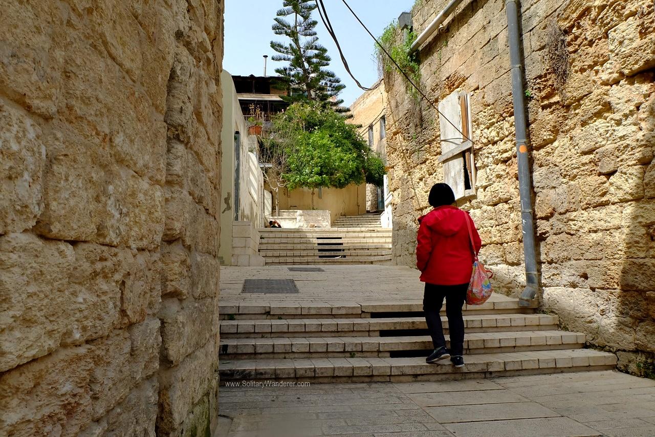 jesus trail israel