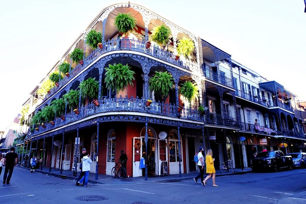 things to do in new orleans - Stroll around the French Quarter