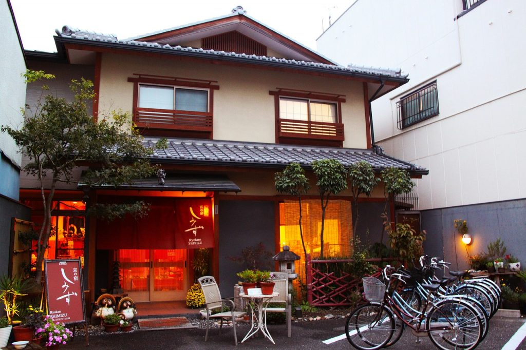 5 Reasons Why Tokyo is Great for Solo Travelers -- Ryokan -- sharonang
