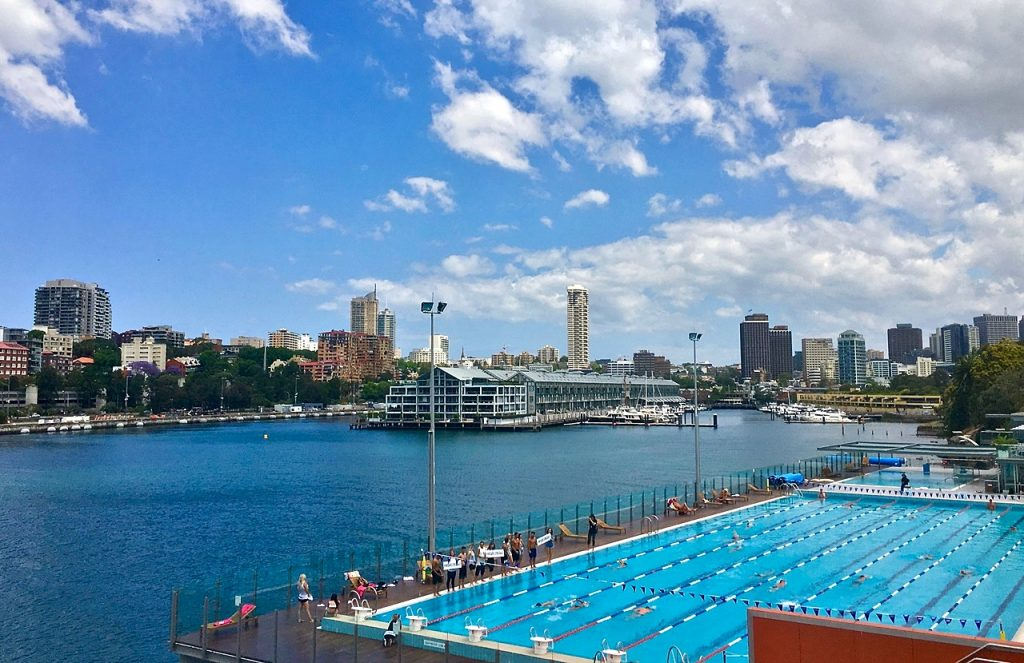 solo travel tips sydney view