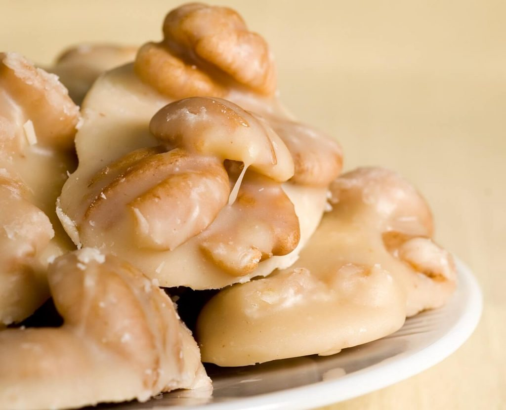 Pralines with Pecans New Orleans