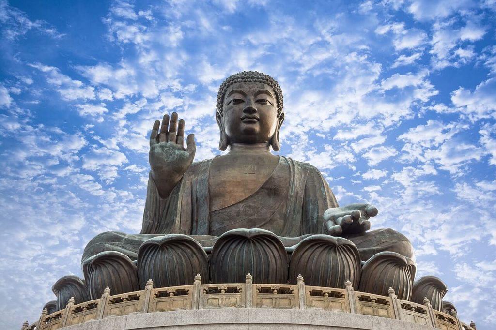 Tian Tan Buddha: Hong Kong itinerary