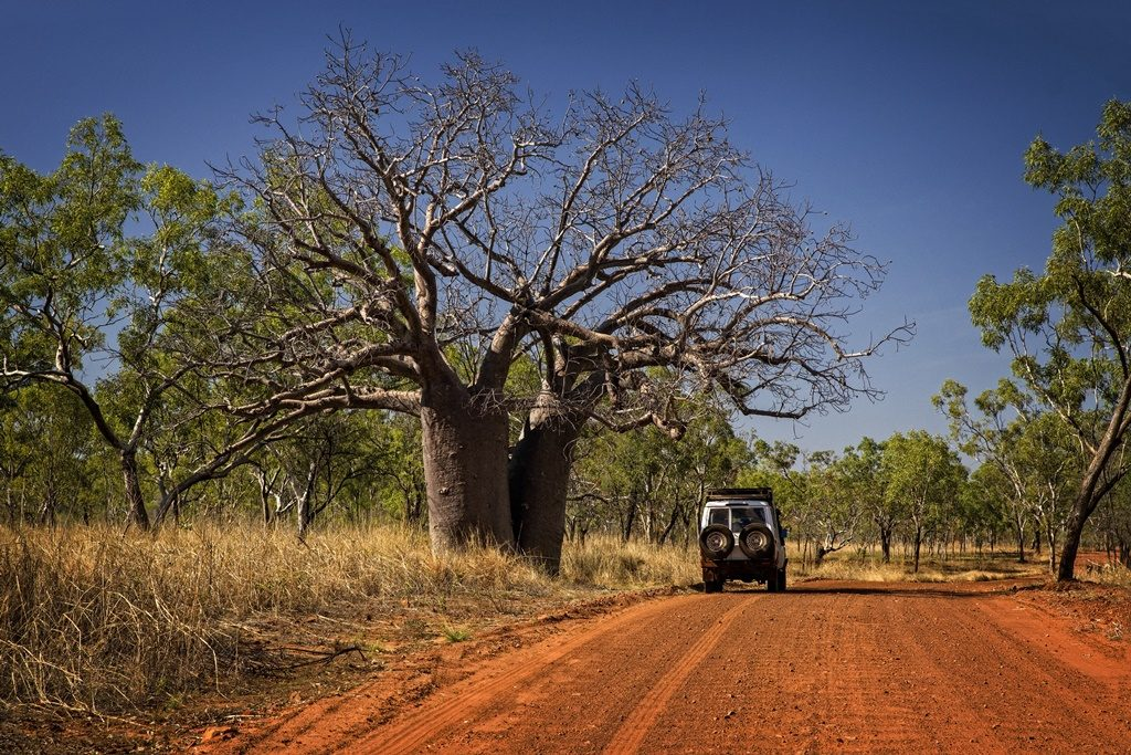 Exploring the Outback - Western Australia