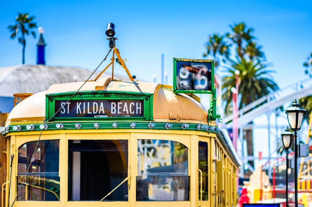 Where to stay in Melbourne -- St. Kilda