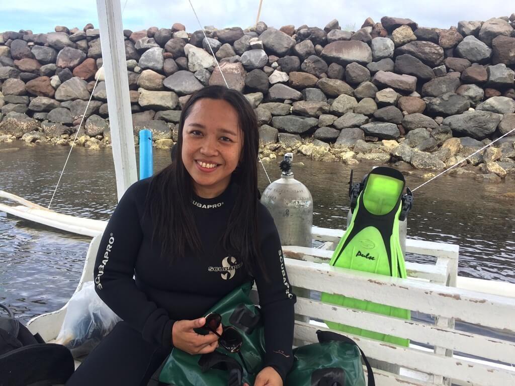 scuba diving in camiguin
