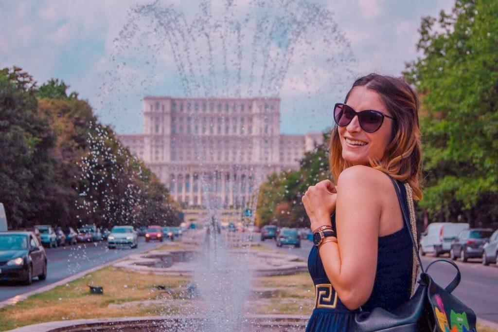 People's House Bucharest Romania