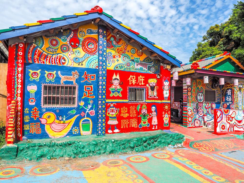 taiwan tourist spots -- taichung