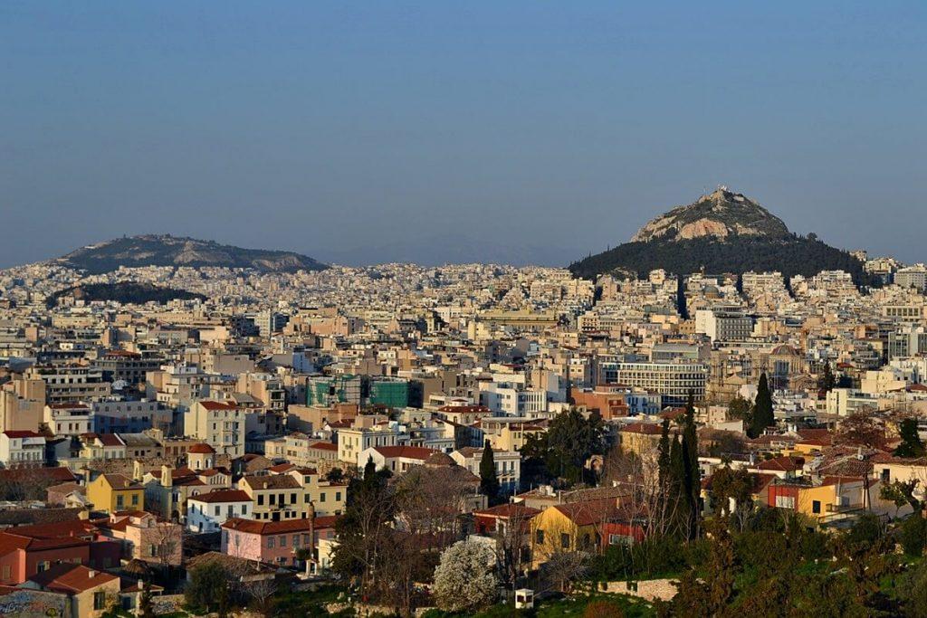 Hike Philopappou Hill Athens