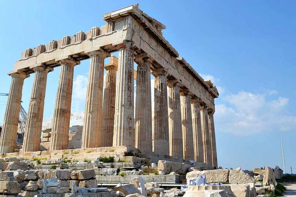 Solo Travel Tips Athens Greece - Explore Acropolis Parthenon