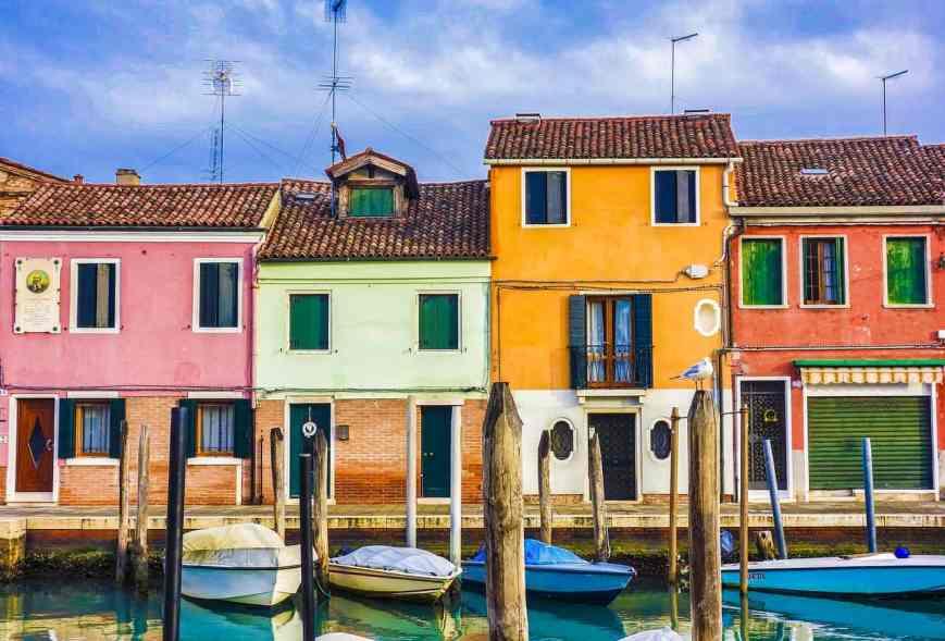 10 days in Italy Burano