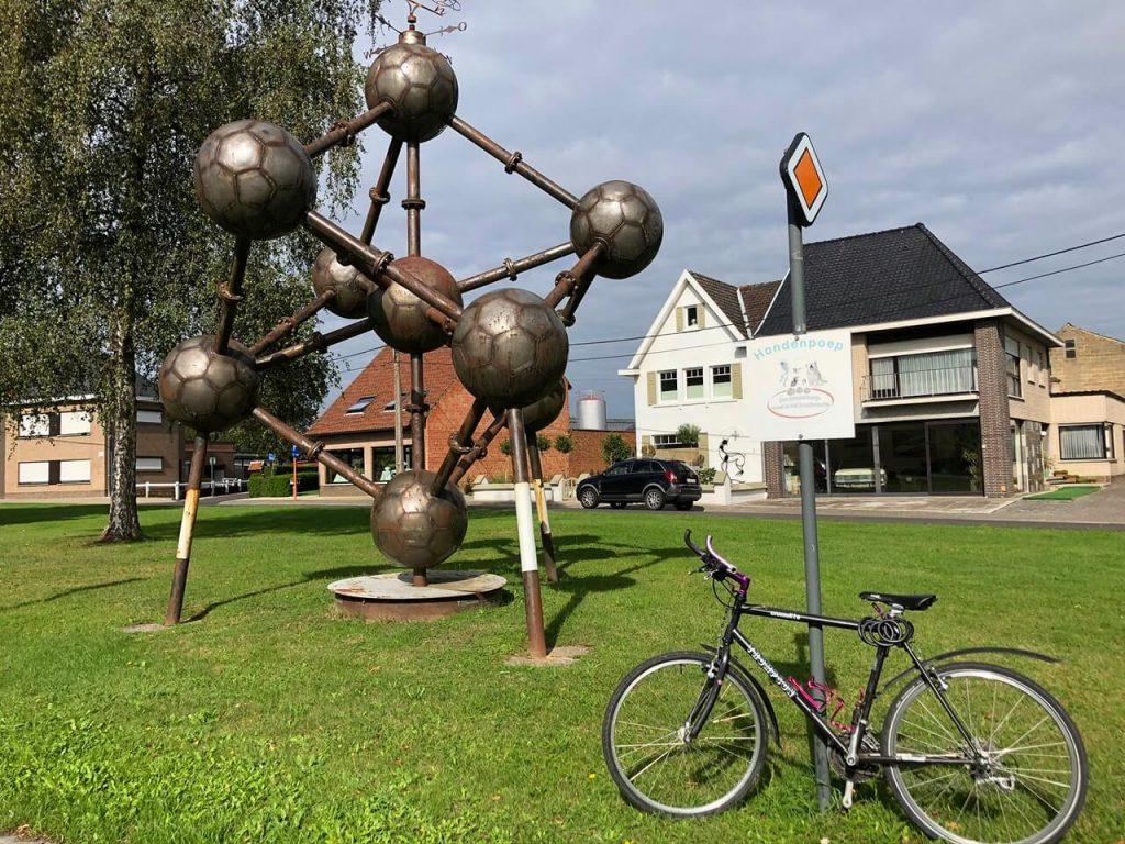Haaltert Mini Atomium